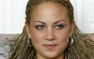 Nika Blonde En Su Primer Casting Porno