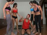 El profe de yoga se las folla a todas: video gratis
